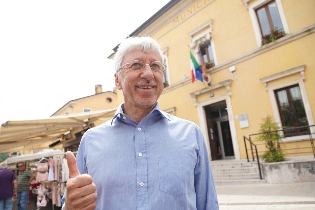 Roberto Grison, Sindaco di Negrar di Valpolicella
