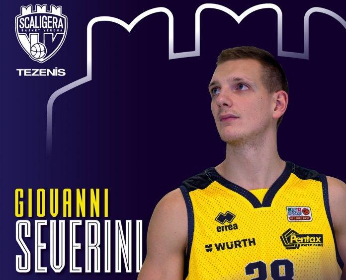 Scaligera Basket Verona - Giovanni Severini