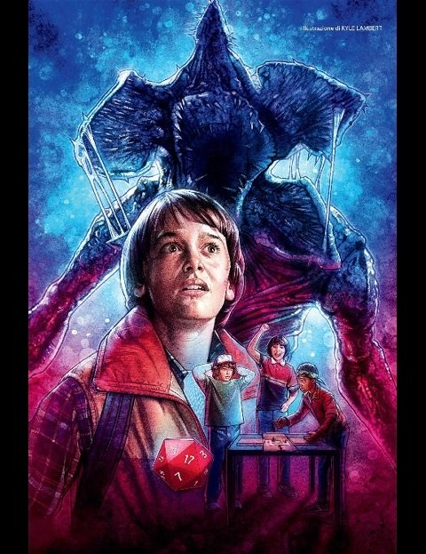 Stranger Things grafic novel
