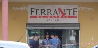 Uccide la moglie Carini Palermo