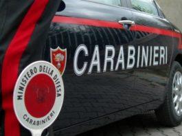 carabinieri via xx settembre rapina banca dossobuono