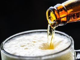 esportazione di birra