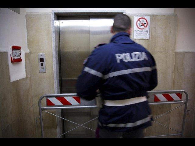 bloccata in ascensore padova