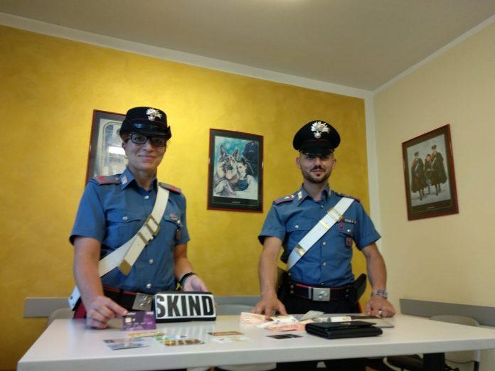 carabinieri borseggiatrici lazise