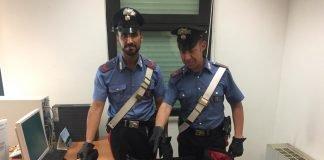 carabinieri denunciato merce contraffatta e droga