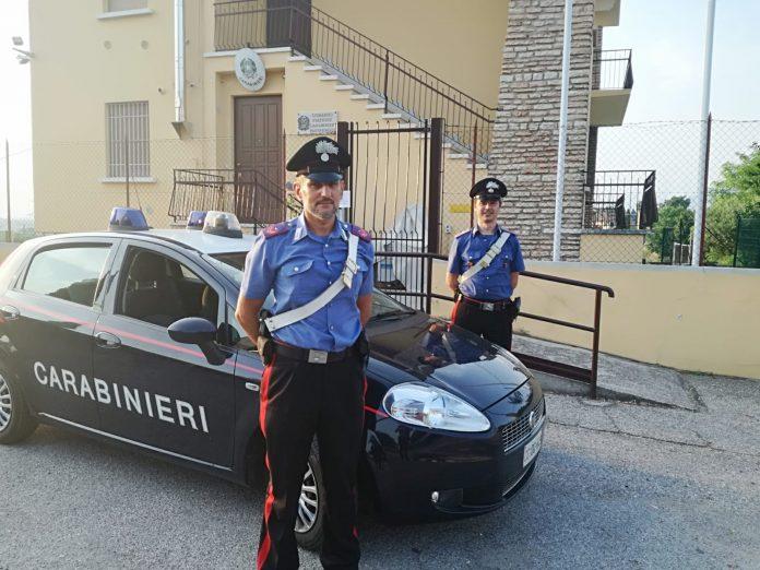 carabinieri pastrengo resistenza PU