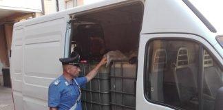 carabinieri villafranca furto aggravato