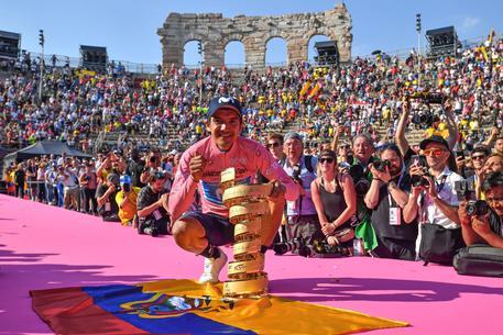 Giro d'Italia 2019 in Arena