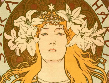Mostra a Pordenone Femmes 1900