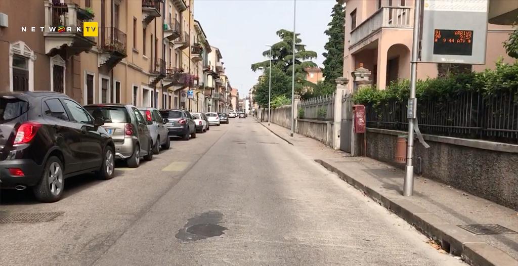filobus in borgo venezia