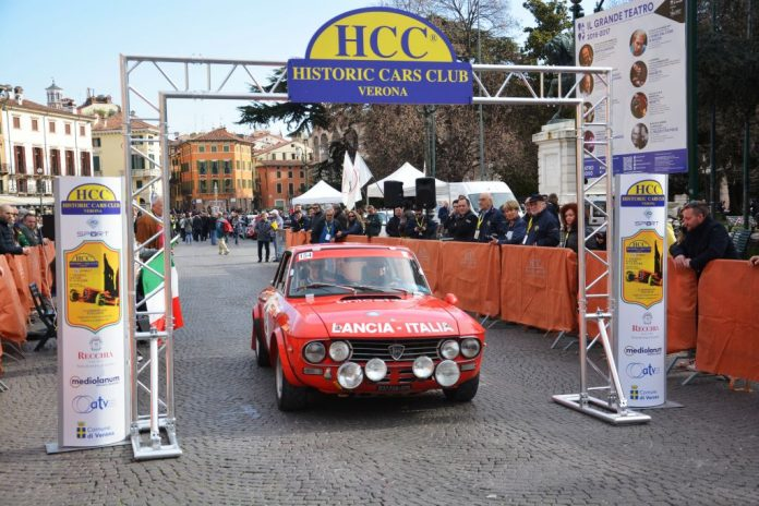 historic cars club telethon