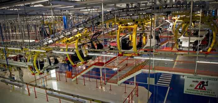 industria cala produzione industriale aprile