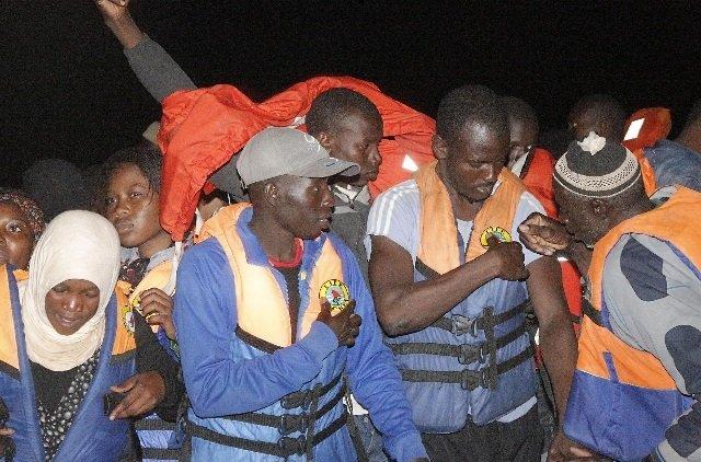 migranti sbarchi lampedusa