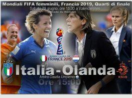 mondiali italia olanda