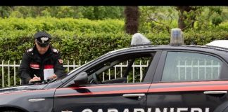 la rapina è avvenuta in una filiale del Monte dei Paschi di Siena