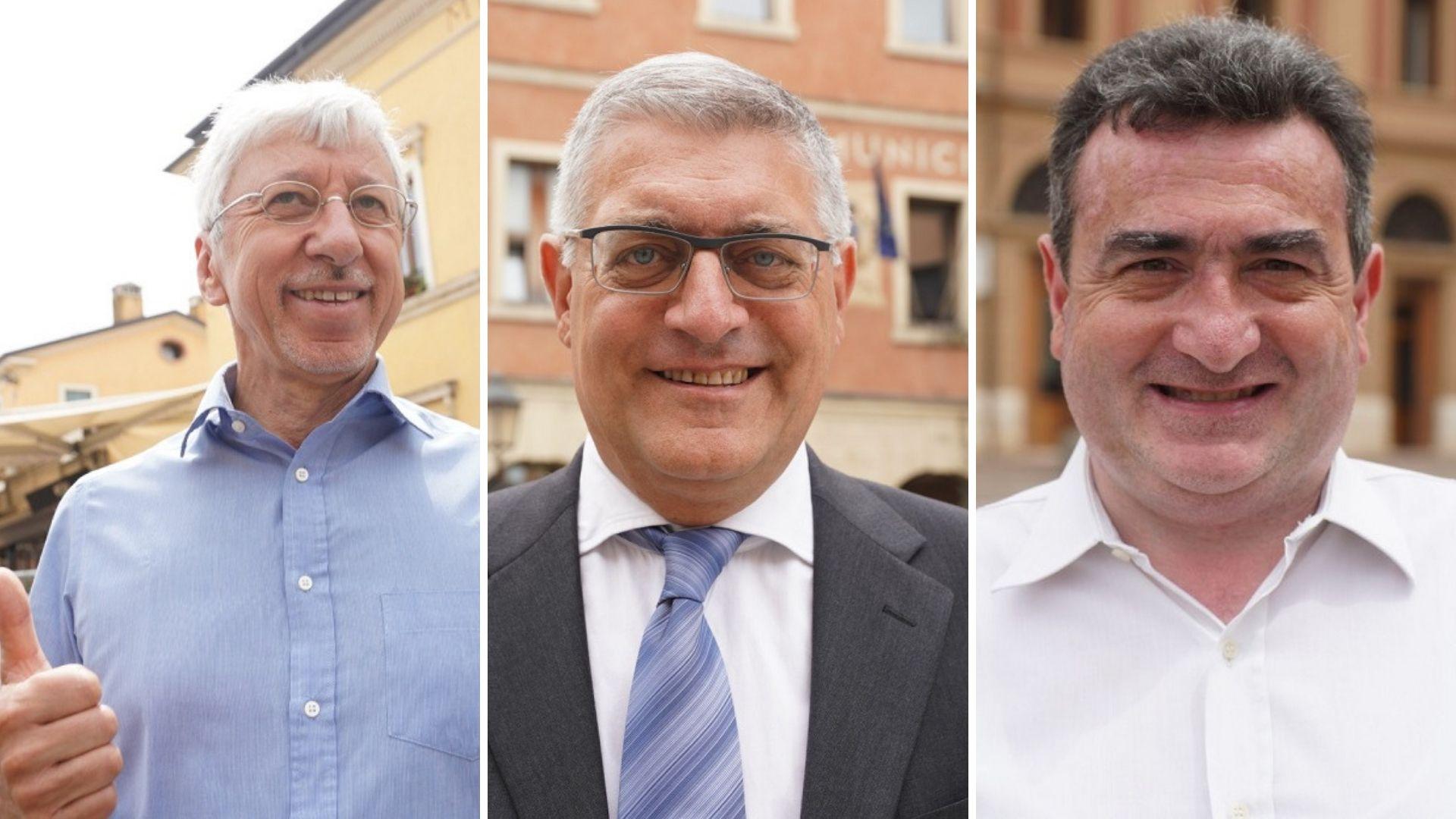 ballottaggio sindaco negrar Grison, pescantina Quarella, san bonifacio provoli