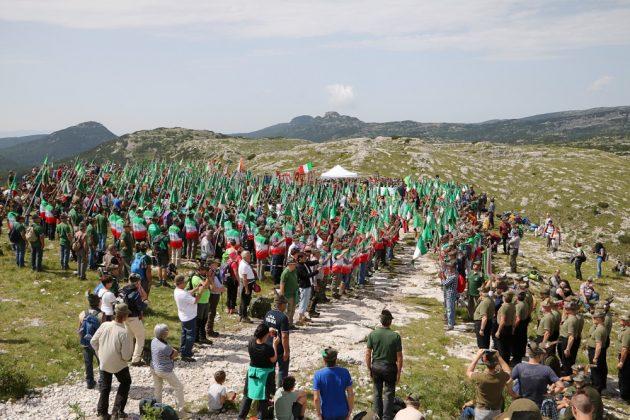Alpini sull'Ortigara