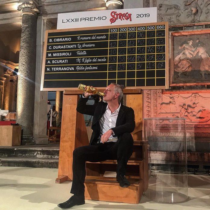 Antonio Scurati Premio Strega