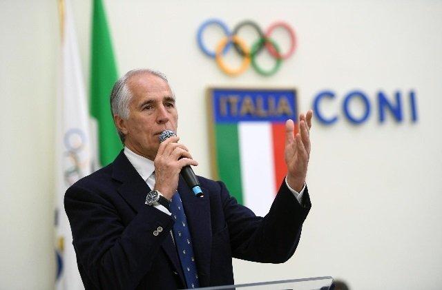 Giovanni Malagò Coni Olimpiadi 2026