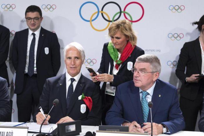 Giovanni Malagò olimpiadi 2026