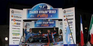 Luca Hoelbling-Rally San Marino