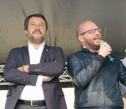 Matteo Salvini - Lorenzo Fontana