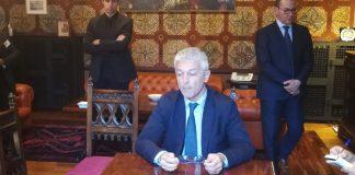 Nicola Morra-presidente commissione antimafia-prefettura