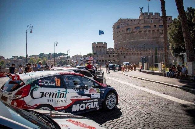 Rally Roma Capitale