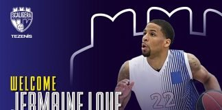 Scaligera Basket Jermaine Love