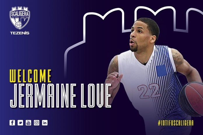 Scaligera Basket Jermaine Love
