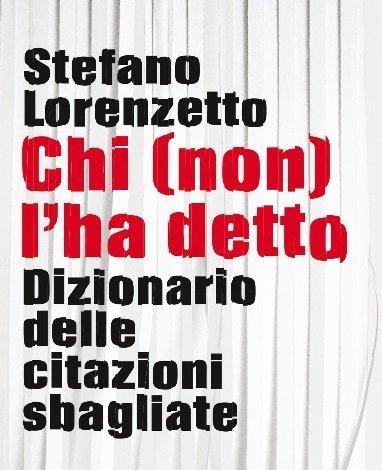 Stefano Lorenzetto libro
