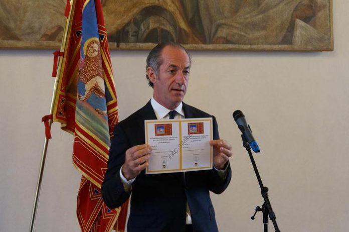 Luca Zaia autonomia Veneto
