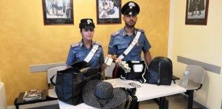 borseggiatrici arrestate