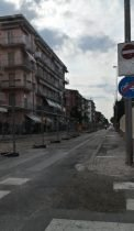 cantieri filobus San Michele Extra