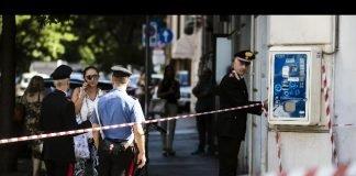 carabiniere ucciso a coltellate