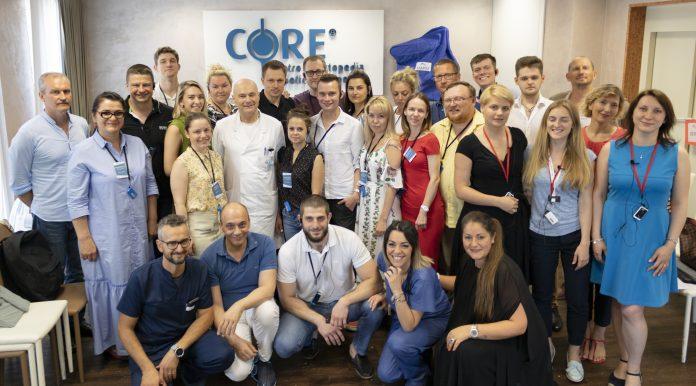 delegazione russa clinica