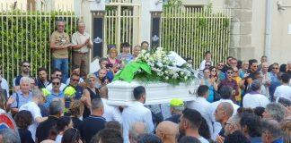 funerale simone d'antonio
