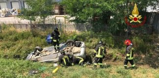 incidente vicenza