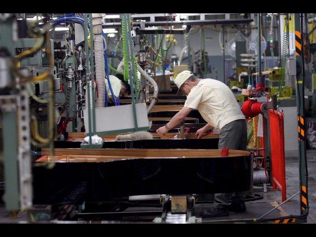 industria ordini e fatturato attività produttive necessarie verona