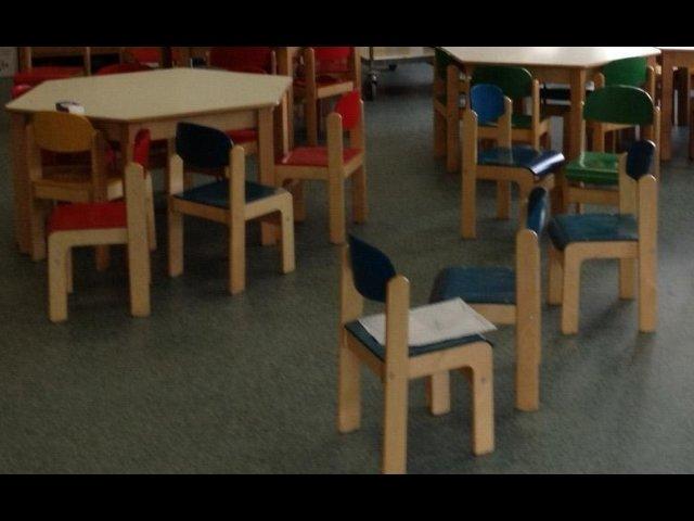 maestra sospesa violenza su bimbi