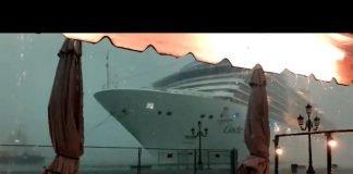 nave sbanda identificato comandante