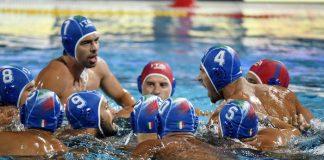 mondiali oro italia pallanuoto