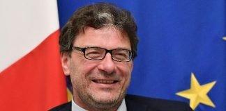 riforma dello sport Giancarlo Giorgetti