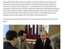 salvini finanziamenti russi-buzzfeed