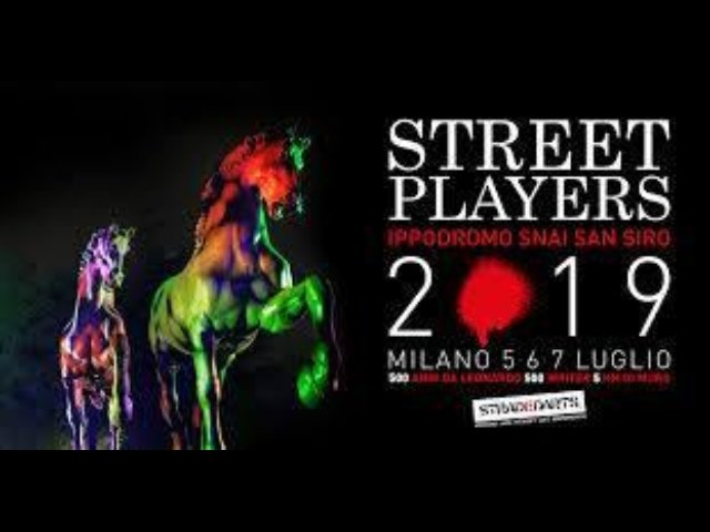 street players 2019