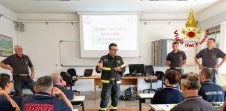 vigili del fuoco e protezione civile
