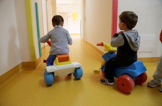 violenza asilo bambini