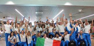 Europei a squadre-Atletica-Italia