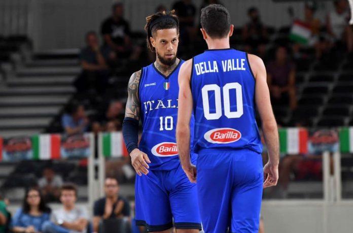 Italbasket-Verona Basketball Cup