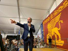 Luca Zaia rivoluzione Conselve